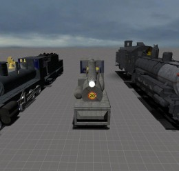 TBoy205's Train Pack 1 For Garry's Mod Image 1