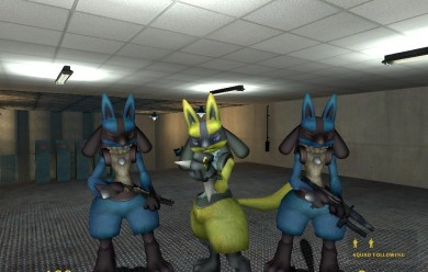 shiny_lucario_(rehexed).zip For Garry's Mod Image 2