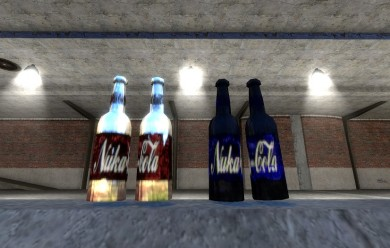nukacola_cans.zip For Garry's Mod Image 1