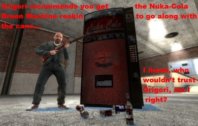 nukacola_cans.zip For Garry's Mod Image 2