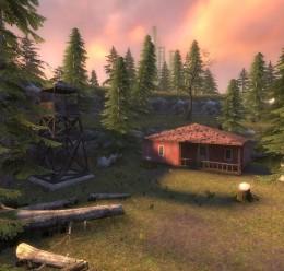 ttt_forest_b4.zip For Garry's Mod Image 1