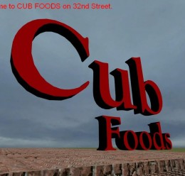 cub_foods_v1.zip For Garry's Mod Image 1