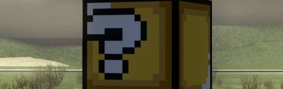 Mario Item Box (Animated)