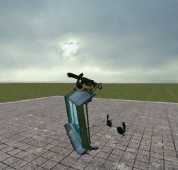 Useable Combine Turret For Garry's Mod Image 1