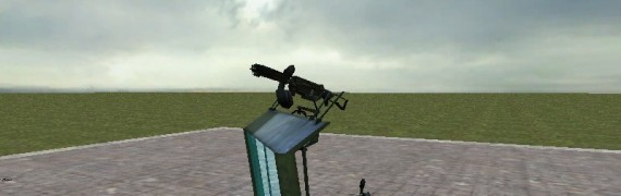 Useable Combine Turret