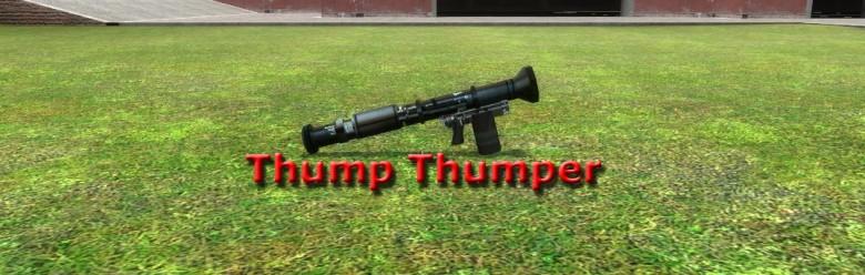 bacon's_thump_thumper.zip For Garry's Mod Image 1