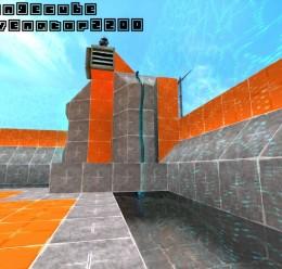 gm_orangecube.zip For Garry's Mod Image 2