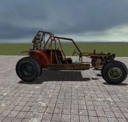 flying_car.zip For Garry's Mod Image 1