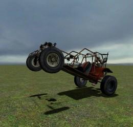 flying_car.zip For Garry's Mod Image 2