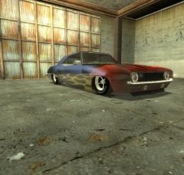racing_camero.zip For Garry's Mod Image 1