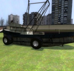 land_and_sea_boat.zip For Garry's Mod Image 3