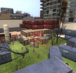 Rebels: Left 4 Dead For Garry's Mod Image 1