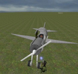 awesome_first_plane.zip For Garry's Mod Image 1