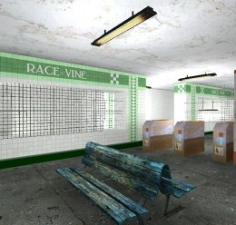 Race-Vine Station For Garry's Mod Image 1