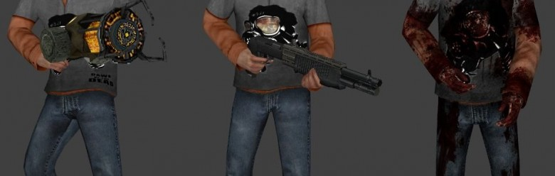 Shotgunguy's skin [OUTDATED] For Garry's Mod Image 1