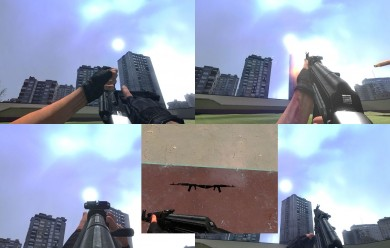 bf3_ak-74m_swep_fixed.zip For Garry's Mod Image 2