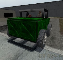 military_jeep.zip For Garry's Mod Image 1