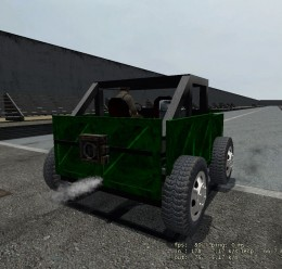 military_jeep.zip For Garry's Mod Image 2