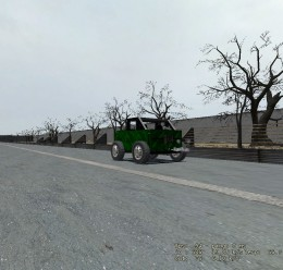 military_jeep.zip For Garry's Mod Image 3