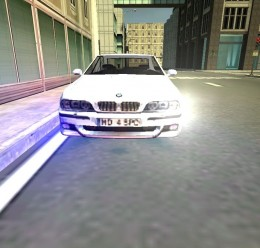 Police BMW For Garry's Mod Image 2