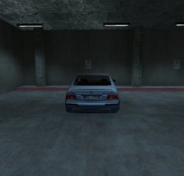 Police BMW For Garry's Mod Image 3