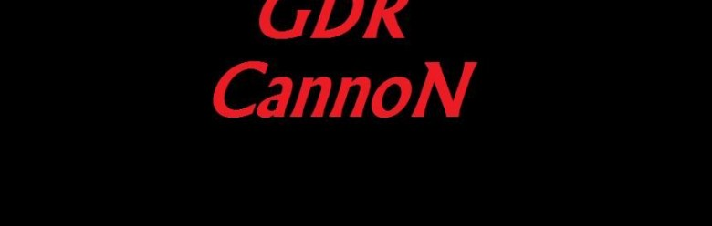gdr_cannon.zip For Garry's Mod Image 1