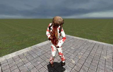 aperture_zombie.zip For Garry's Mod Image 1