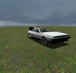 delorian_time_machine_part_2.z For Garry's Mod Image 1