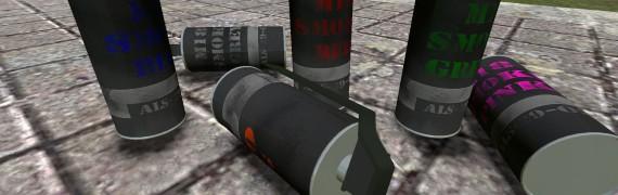 Grenade Props