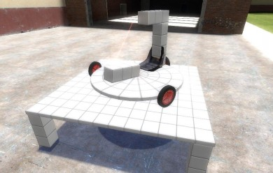 controllabe_turret.zip For Garry's Mod Image 1