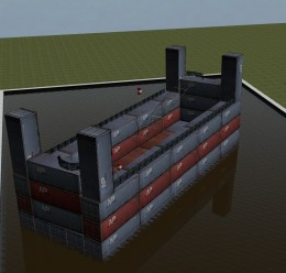 Hummer's First Floating Fortre For Garry's Mod Image 3