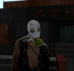 Soviet Gasmask Soldier For Garry's Mod Image 1
