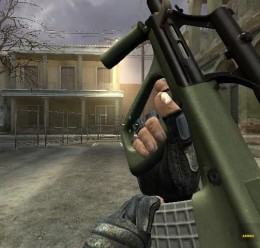 Black Ops style AUG.zip For Garry's Mod Image 2