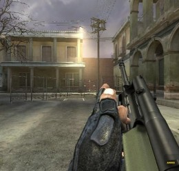 Black Ops style AUG.zip For Garry's Mod Image 3