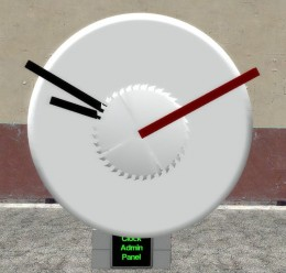 Wired Analogue Clock For Garry's Mod Image 1