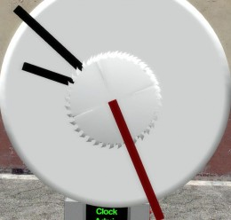 Wired Analogue Clock For Garry's Mod Image 2