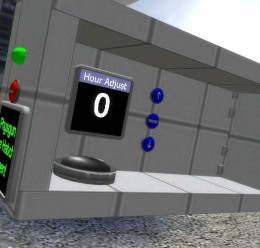 Wired Analogue Clock For Garry's Mod Image 3