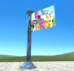 my_little_pony_flag.zip For Garry's Mod Image 3