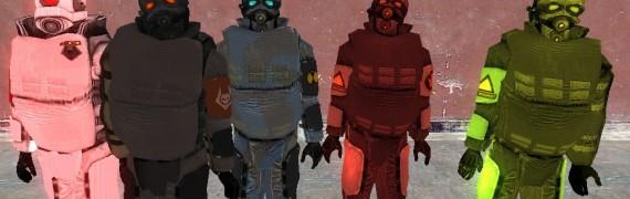 Combine Soldiers Colour Fix