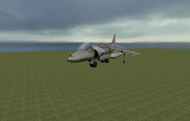 fully working jet For Garry's Mod Image 2