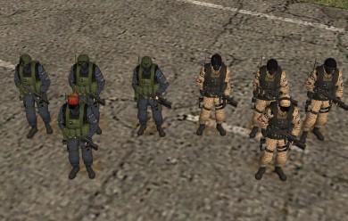 smod_soldiers + Npcs.zip For Garry's Mod Image 1
