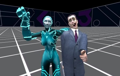 TRON 2.0 Mercury Ragdoll Beta For Garry's Mod Image 1