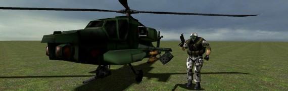 Half-Life Apache Snpc V.1