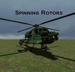 Half-Life Apache Snpc V.1 For Garry's Mod Image 2
