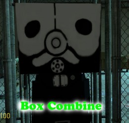 cardboard_combine_player_model For Garry's Mod Image 1