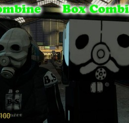cardboard_combine_player_model For Garry's Mod Image 3