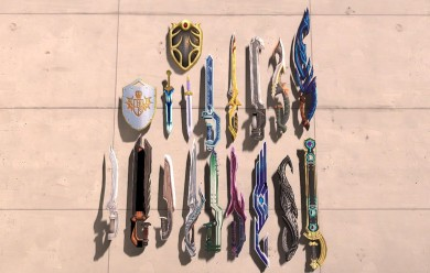 tales_of_symphonia_weapons.zip For Garry's Mod Image 1