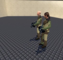 Woodland Citizens.zip For Garry's Mod Image 2