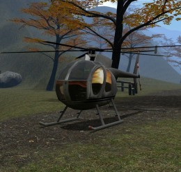 WAC Hughes 500D Add-on For Garry's Mod Image 1