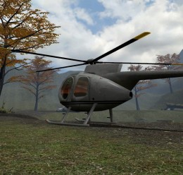 WAC Hughes 500D Add-on For Garry's Mod Image 2